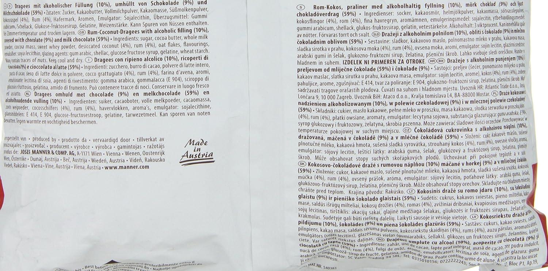 Casali ron y coco 1 kg Paquete 1er (1 x 1 kg): Amazon.es: Alimentación y bebidas