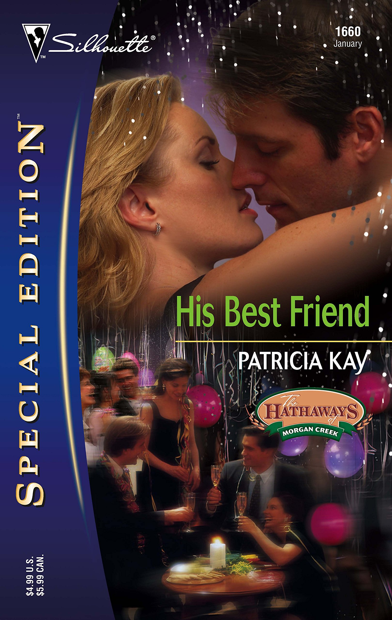 His Best Friend (Silhiouette Special Edition) (The Hathaways of Morgan Creek) pdf epub