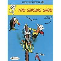 Lucky Luke Vol.35: the Singing Wire (Lucky Luke