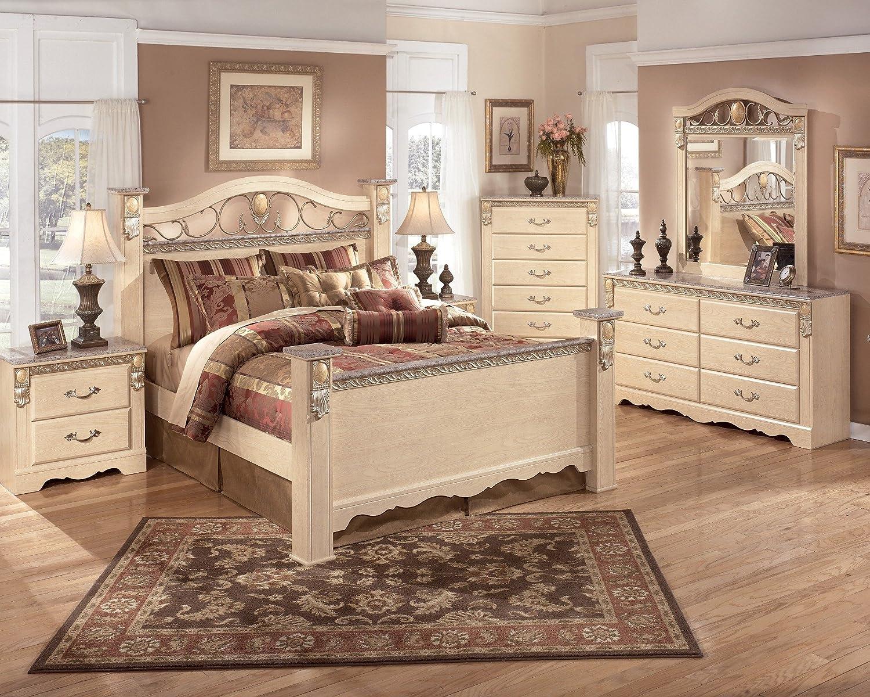 Sanibel B9 Queen Bedroom Set Signature Design by Ashley