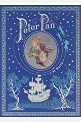 Peter Pan - 2014 Decorative Illustrated Fine Bonded Leather Edition. First Edition Thus, Third Printing. Illustrations by F.D. Bedford and Danielle Deschenes. Leather Bound