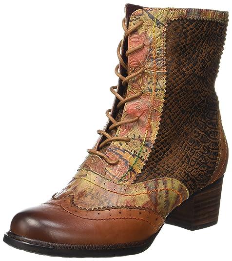 Laura VitaAlexia 15 - Botines Mujer, Color marrón, Talla 39: Amazon.es: Zapatos y complementos