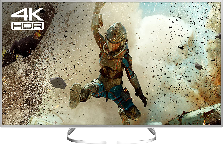 Pantalla panorámica Panasonic TX-65EX700B Pantalla panorámica de 65 Pulgadas 1600 Hz, 4K, Ultra HD, Smart LED TV con Freeview Play (Modelo 2017), Color Plateado: Amazon.es: Electrónica