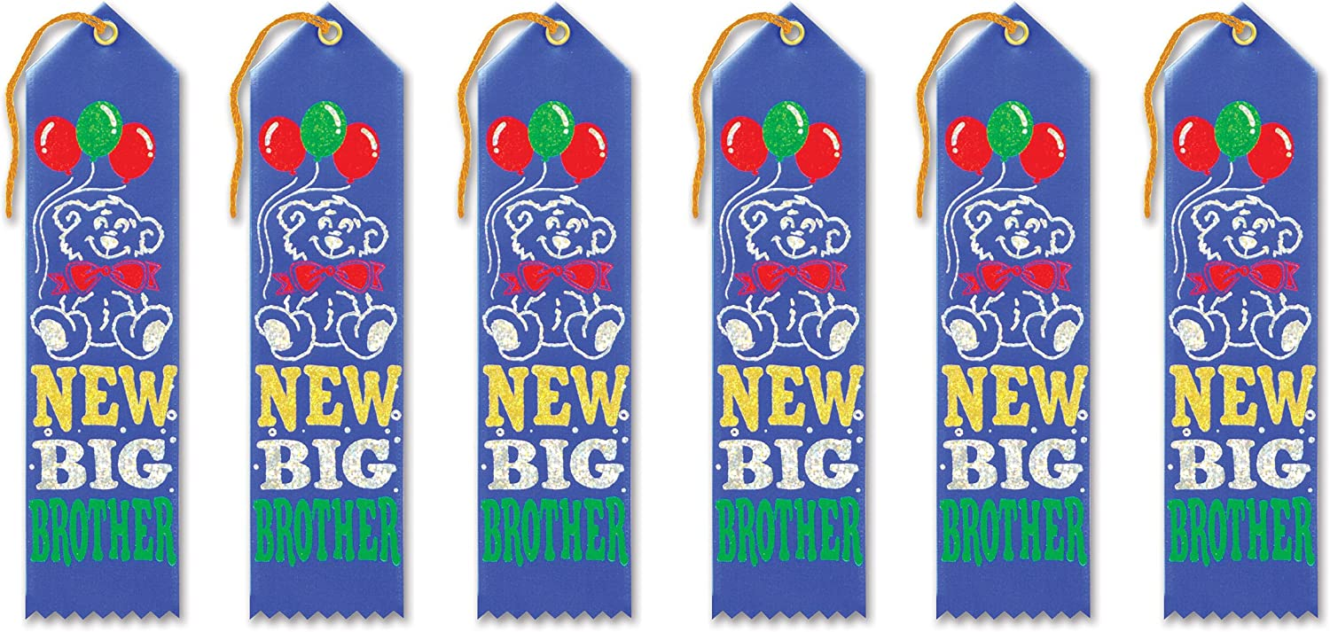 Beistle New Big Brother Award Ribbon The Beistle Company AR080