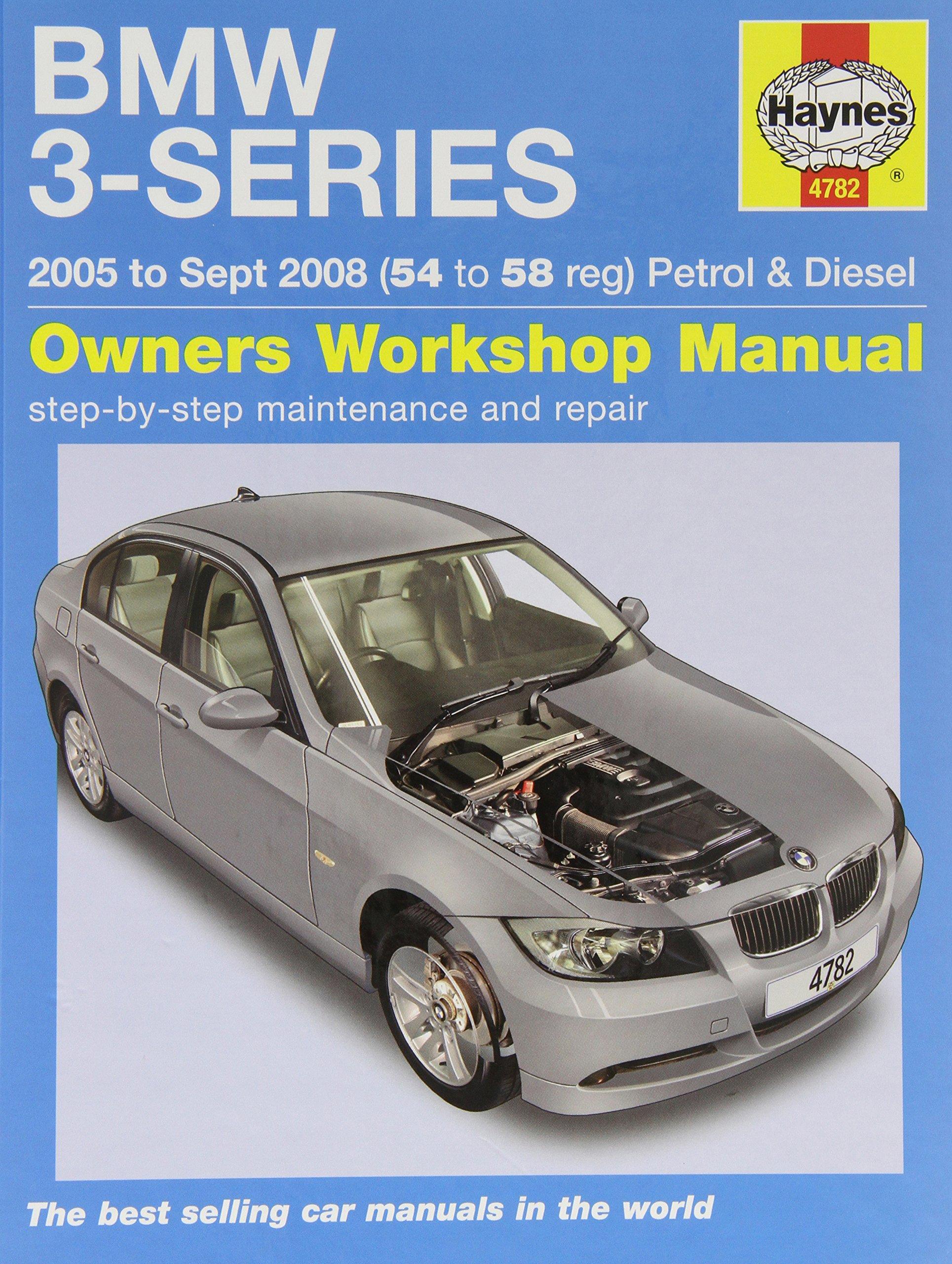 Haynes 4782 Service and Repair Workshop Manual Automotive – 7 Nov 2014