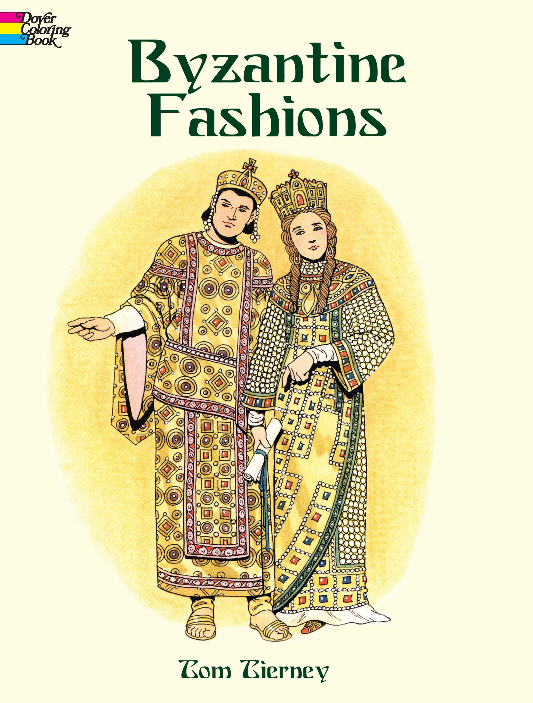 Byzantine Fashions 23 / Byzantine Fashions / Kids printables ...   2372x1800