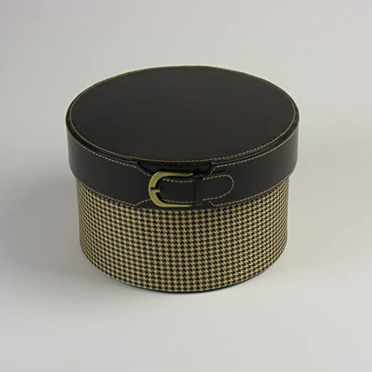 Pequeña caja de sombrero HYB: Amazon.es: Hogar