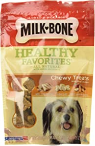 Milk-Bone Healthy Favorites Natural Dog Treats