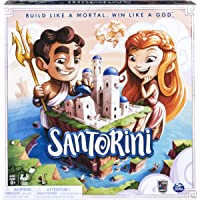 Santorini Strategy-Based Board Game