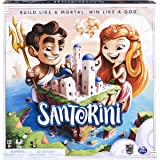 Spin Master Games 6039848 Santorini - Strategy-Based Board Game