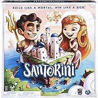 Spin Master Games Santorini - Juego de Mesa basado en Estrategia