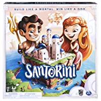 Santorini – Strategy-Based Board Game