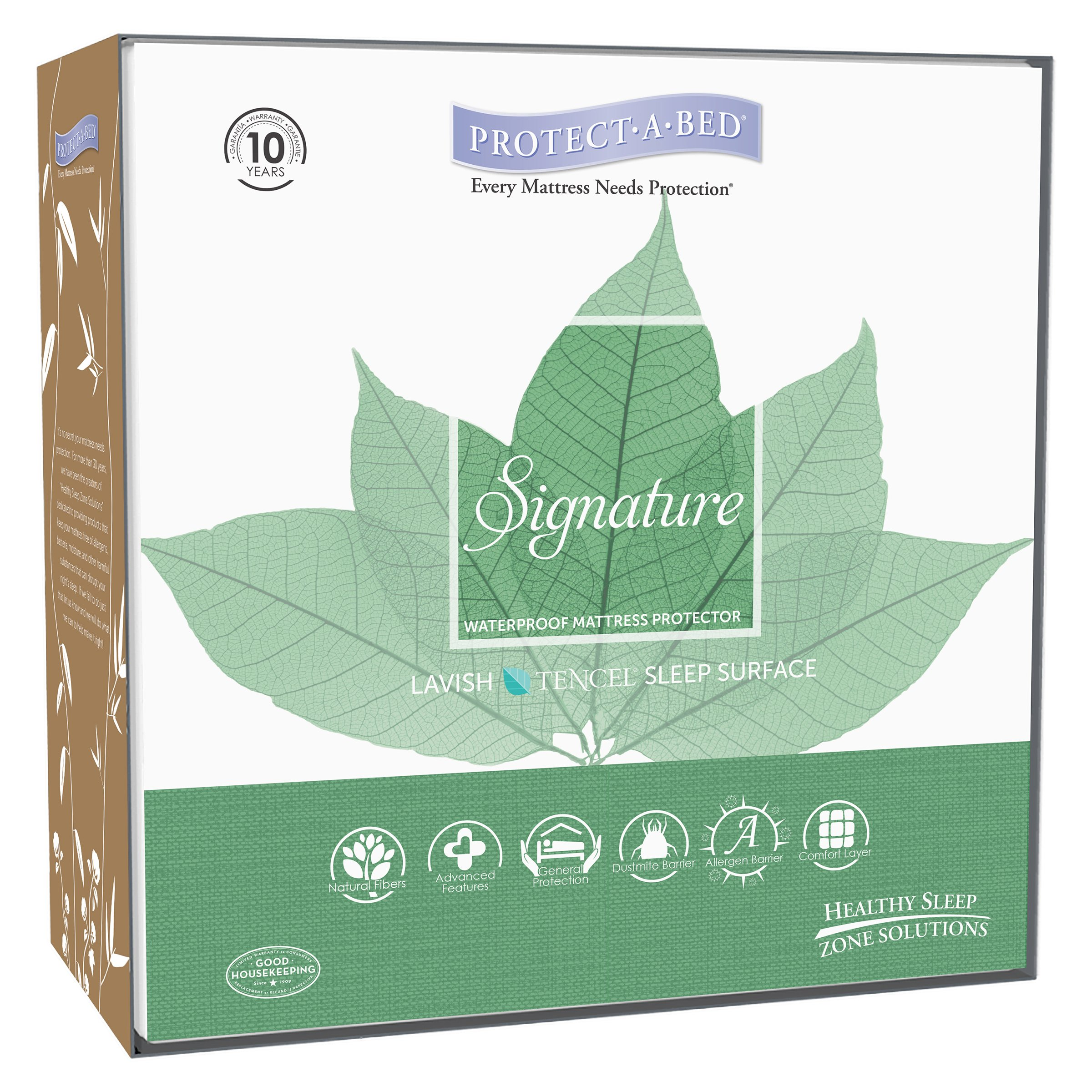 Signature Series Mattress Protector (Twin XL)