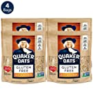 Quaker Gluten Free Oats, Old Fashioned, 24oz bag, 4 Bags