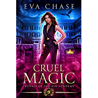 Royals of Villain Academy 1: Cruel Magic (English Edition)