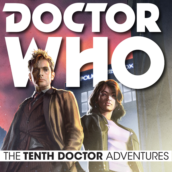 Doctor Who: The Tenth Doctor (Collections) (7 Book Series)