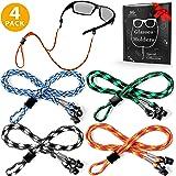 Amazon.com: Cordón de soporte para gafas – Cuero ecológico ...
