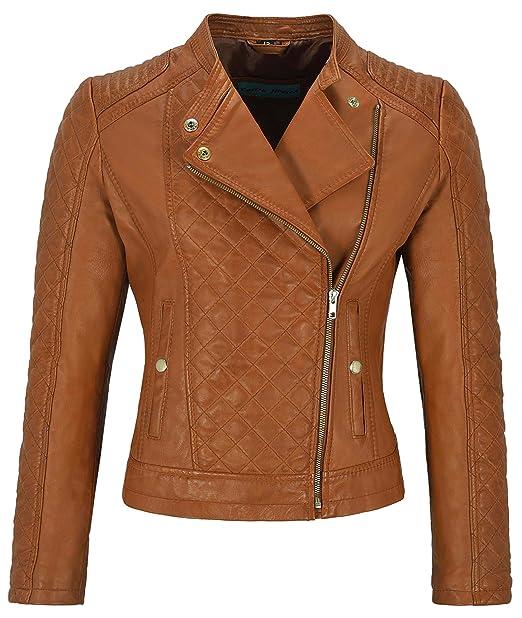 Traje de neopreno para mujer Fashion brillantes con forma de diamantes suave Diseño elegante marrón Real