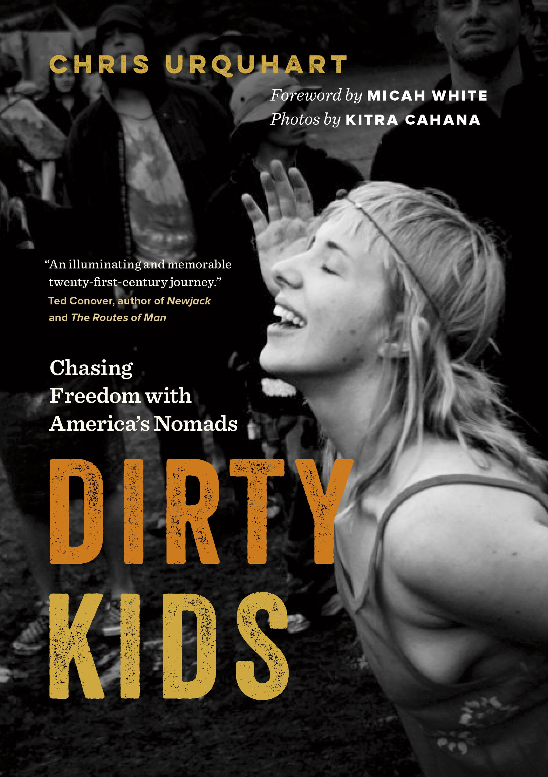 Dirty Kids: Chasing Freedom with America's Nomads pdf epub