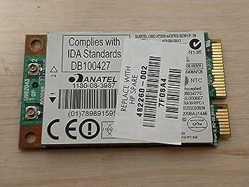 COMPRO PC Tarjeta de Red inalámbrica para HP Presario ...