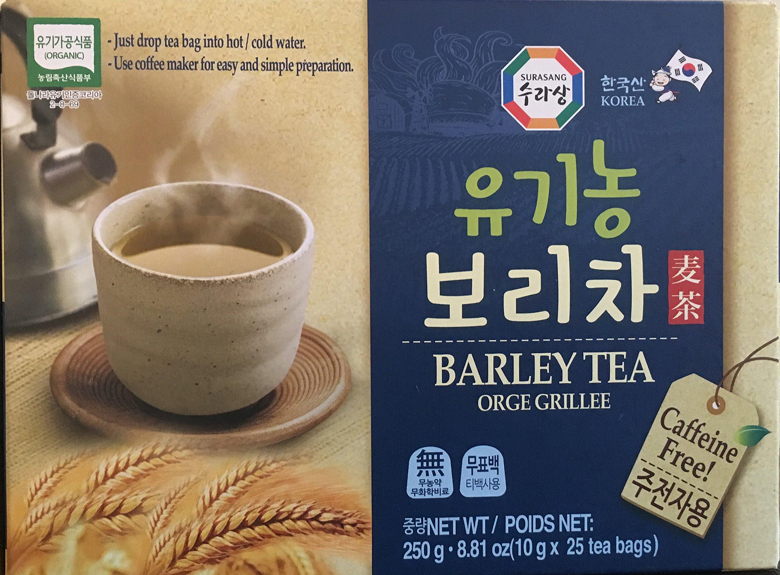 Surasang Barley Tea - 25Bags
