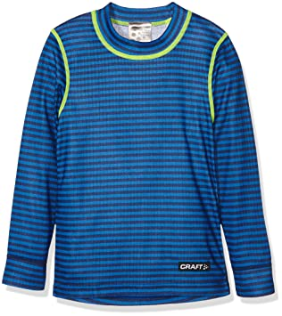 Craft Niños Mix und Match LS Junior P Ropa Interior, Infantil, Ropa Interior ,