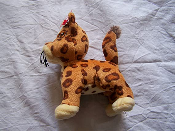 Ty Peluche - Baby Jaguar 15.cm Dora La Exploradora serie: Amazon.es: Juguetes y juegos