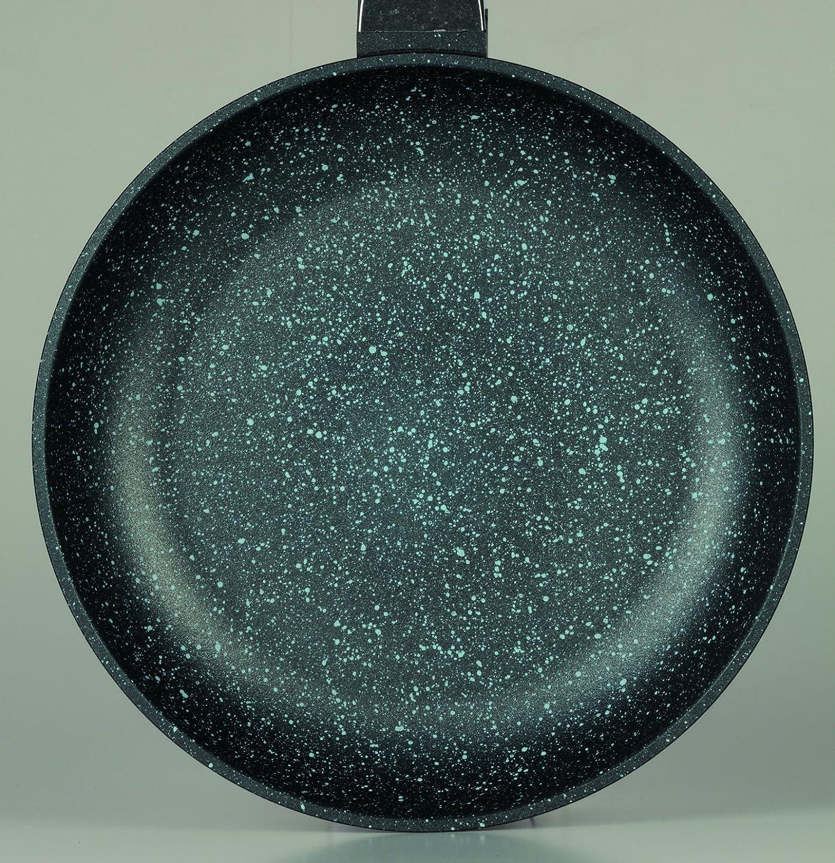 GSW 457248 Granite Ferrotherm Titanium Po/êle 24 Cm