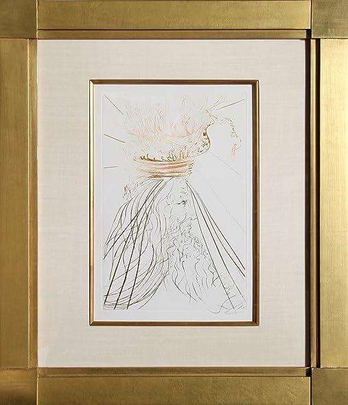 Amazon com: Le Roi Marc from Tristan et Iseult: Salvador Dali: Fine Art