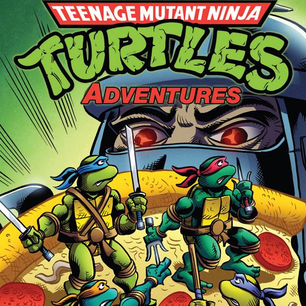 Teenage Mutant Ninja Turtles Adventures (Collections) (13 Book Series)