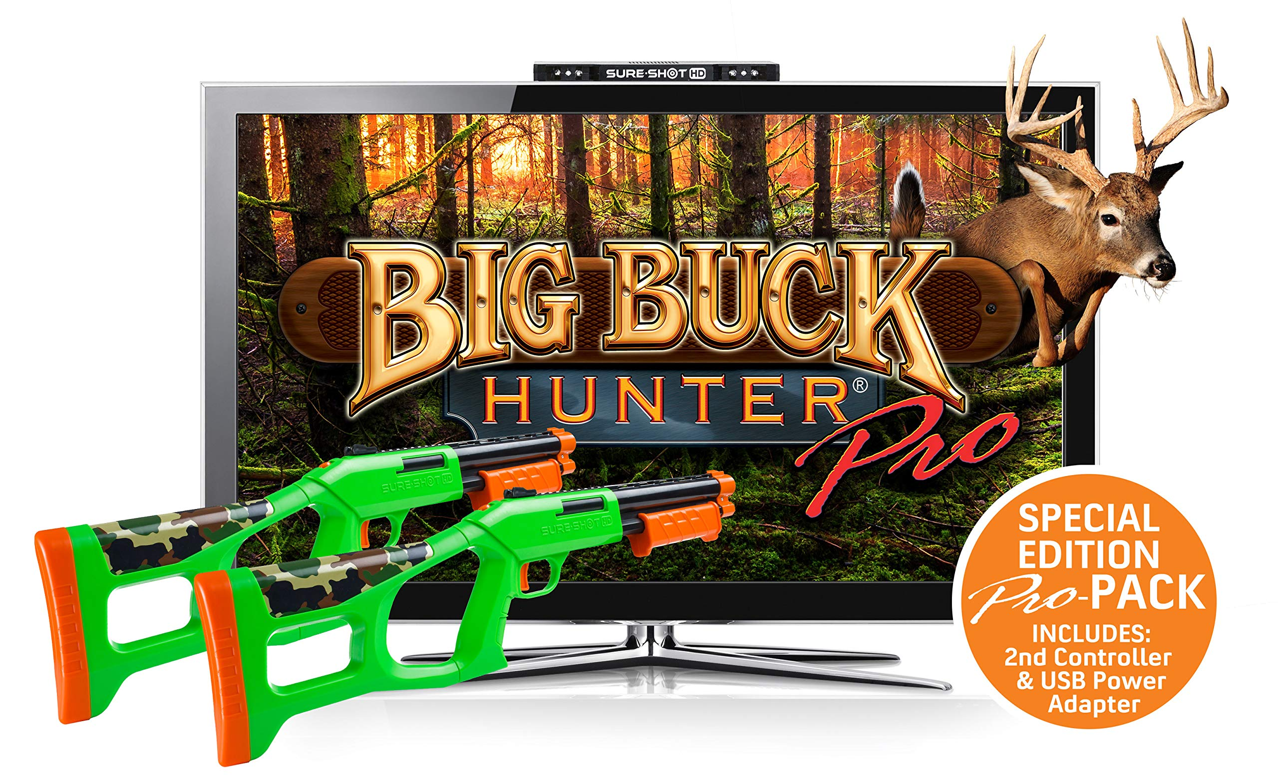 Sure Shot HD Big Buck Hunter Pro Pack Special Edition by SURE·SHOT HD (Image #1)
