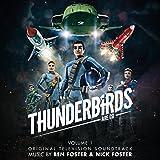 Thunderbirds Are Go,  Vol. 1 - (Original Television Soundtrack)