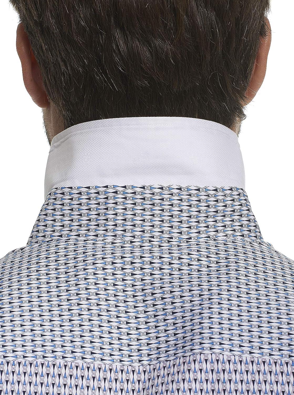 Robert Graham Reginald Pattern Printed Sport Shirt Tall Fit