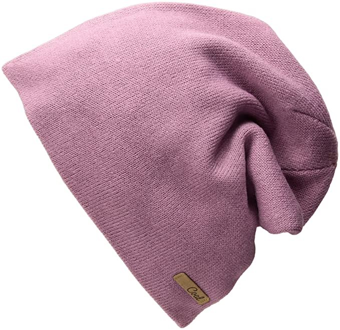 4f7d9ba5242b2 Coal Women s The Julietta Soft Fine Knit Slouchy Fashion Beanie Hat ...