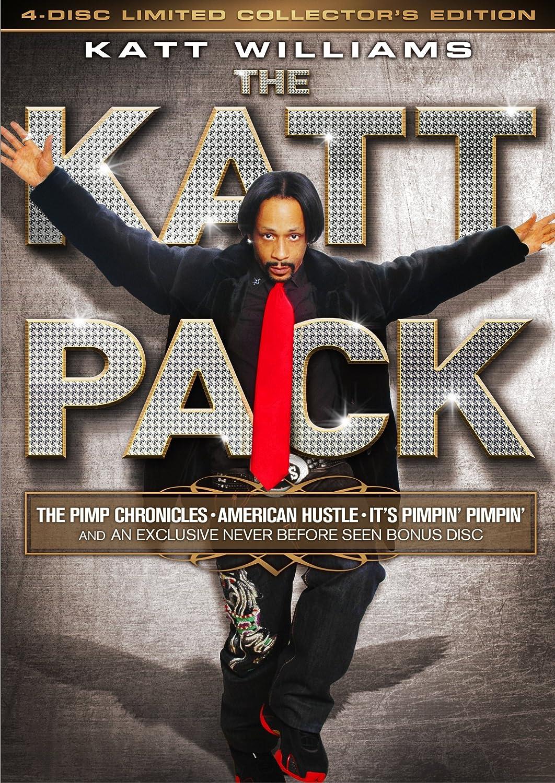 American hustler katt williams dvd