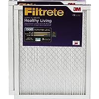 Filtrete Healthy Living filtro, 2 unidades, 12x12x1
