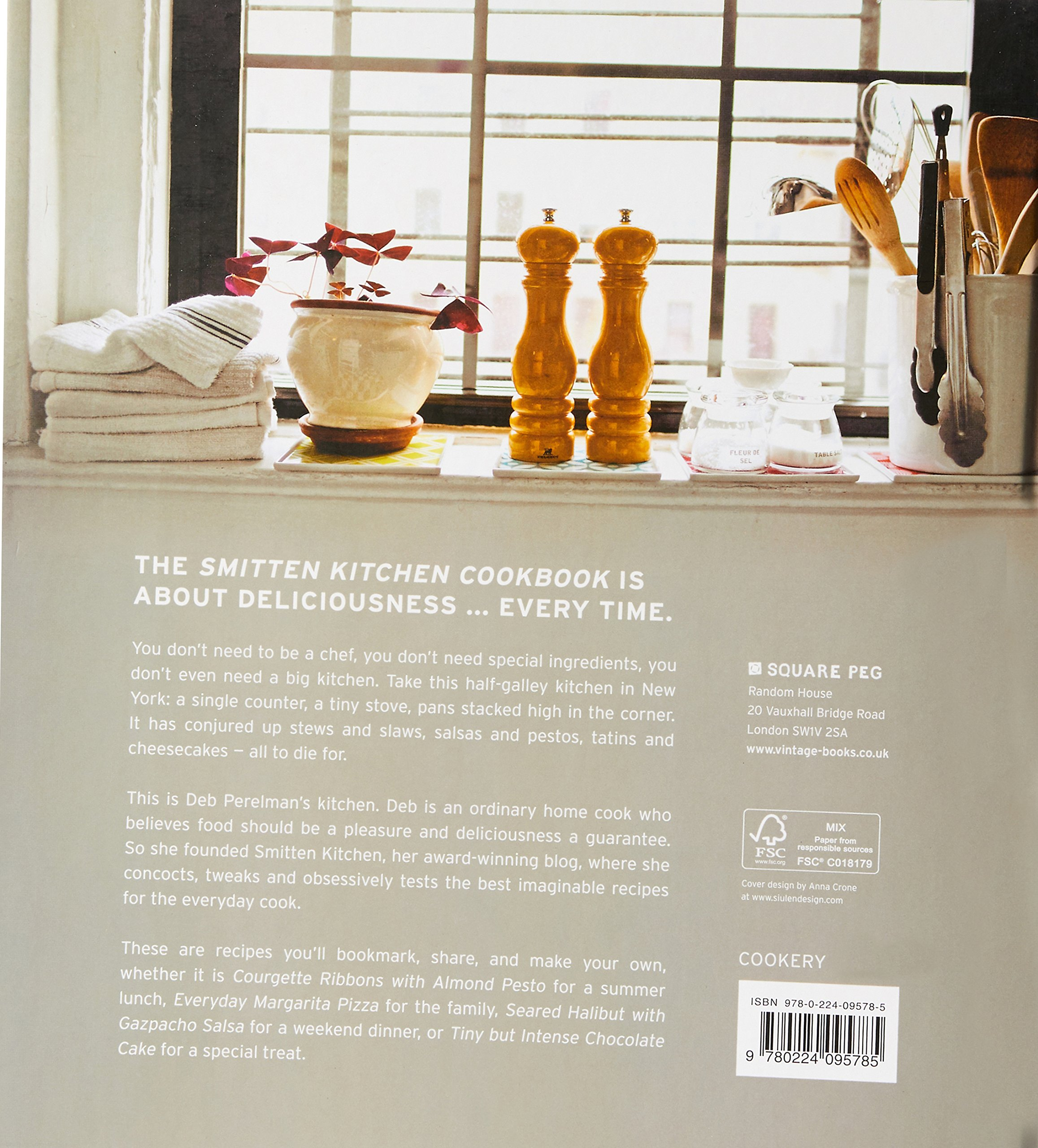 The Smitten Kitchen Cookbook Amazon Co Uk Deb Perelman