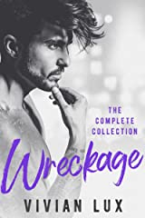 WRECKAGE: The Complete Rockstar Romance Series Kindle Edition