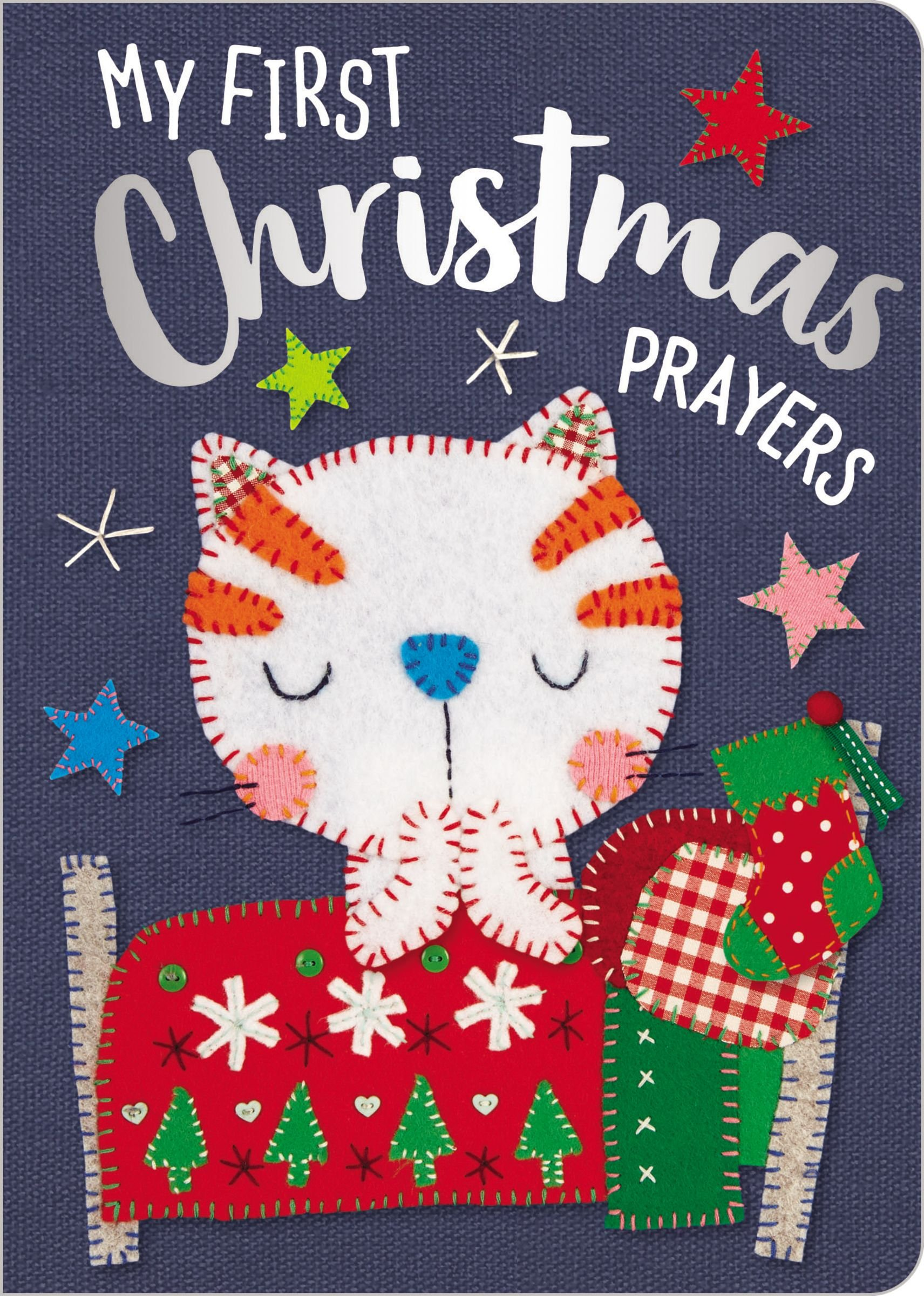 My First Christmas Prayers Board book – October 23, 2018