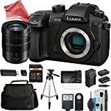 PANASONIC LUMIX GH5 4K Mirrorless Digital Camera PROFESSIONAL DigitalAndMore Bundle (Includes GH5 Body + PANASONIC LUMIX G LEICA VARIO-ELMARIT 12-60mm VARIO II PROFESSIONAL LENS)