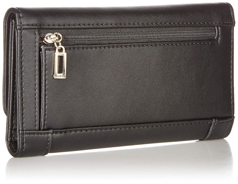 2b628fc04a81 Amazon.com  GUESS Shawna Slim Clutch Wallet