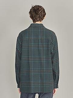 Twiil Dark Plaid CPO Shirt 1226-199-0040: Dark Green