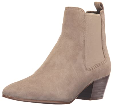 e3699e9669b8 Sam Edelman Women s Reesa Ankle Bootie Putty 8.5 ...