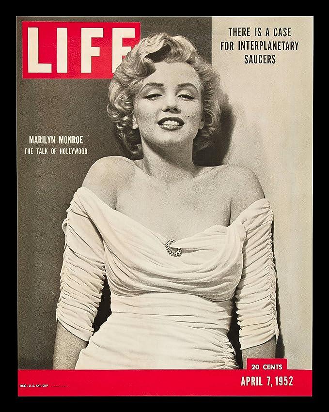"Niagara Marilyn Monroe Vintage Poster Art 10/"" X 7/"" Reproduction Metal Sign I108"