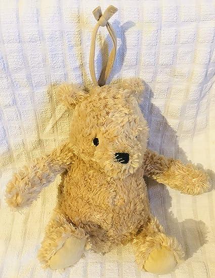 Amazon Com Classic Pooh By Disney Large Plush Winnie The Pooh Bear