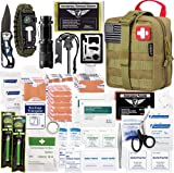Everlift 250 Piece Military Survival Kit