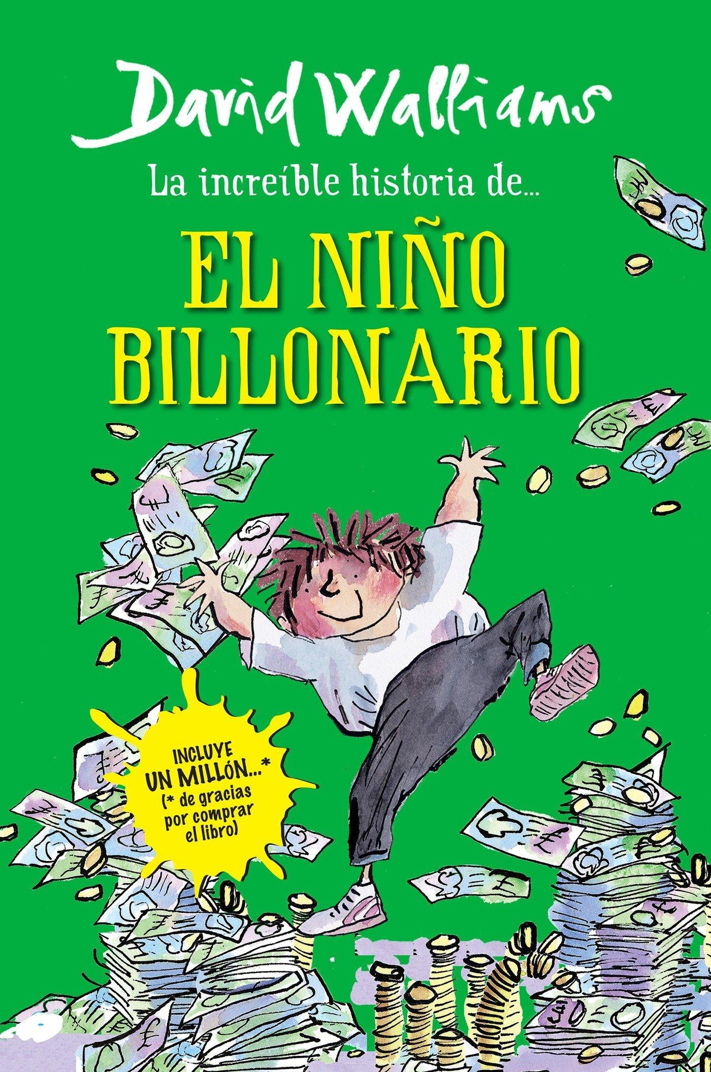 Increíble Historia De... El Niño Billonario / Billionaire Boy ...