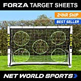 Net World Sports Soccer Goal Targets. Pro Soccer Target Sheets. Great For Soccer Practice. Select Your Size!