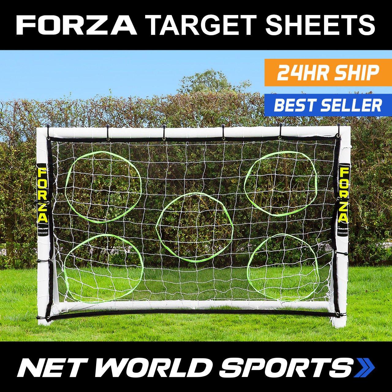 283038f56 Net World Sports Forza Soccer Goal Target Sheets
