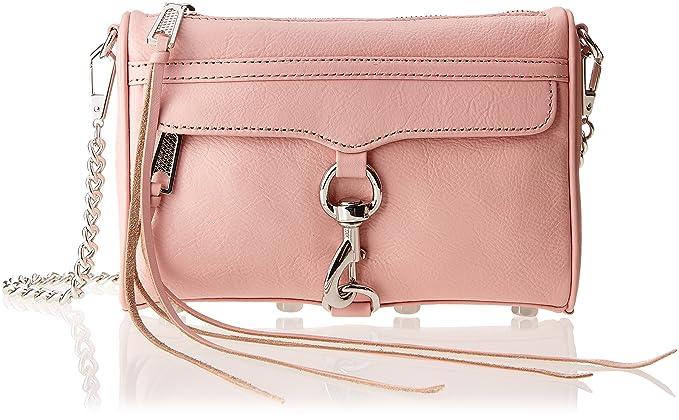 b85f9f4e73e1 Amazon.com  Rebecca Minkoff Mini Mac Convertible Cross Body Bag ...